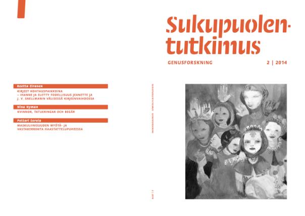 Sukupuolentutkimus 2/2014 kansi