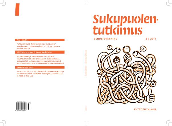 Sukupuolentutkimus 3/2017 kansi